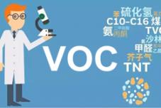 有机废气 VOCs监测